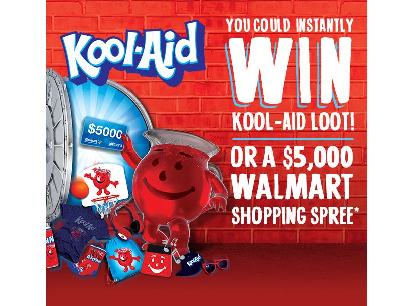KOOL-AID Prize Vault Sweepstakes