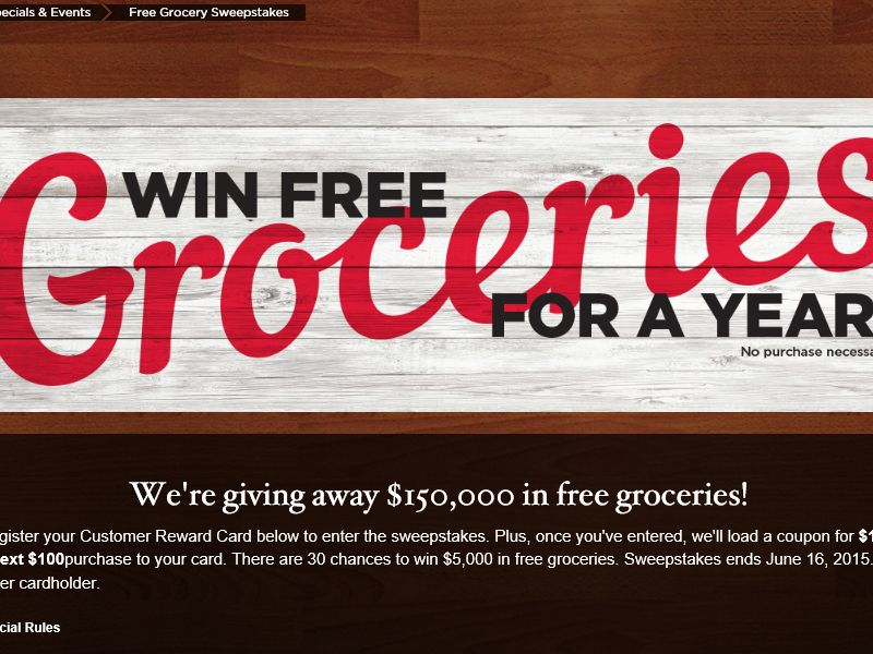 "The Winn-Dixie ""The Great Grocery"" Giveaway"