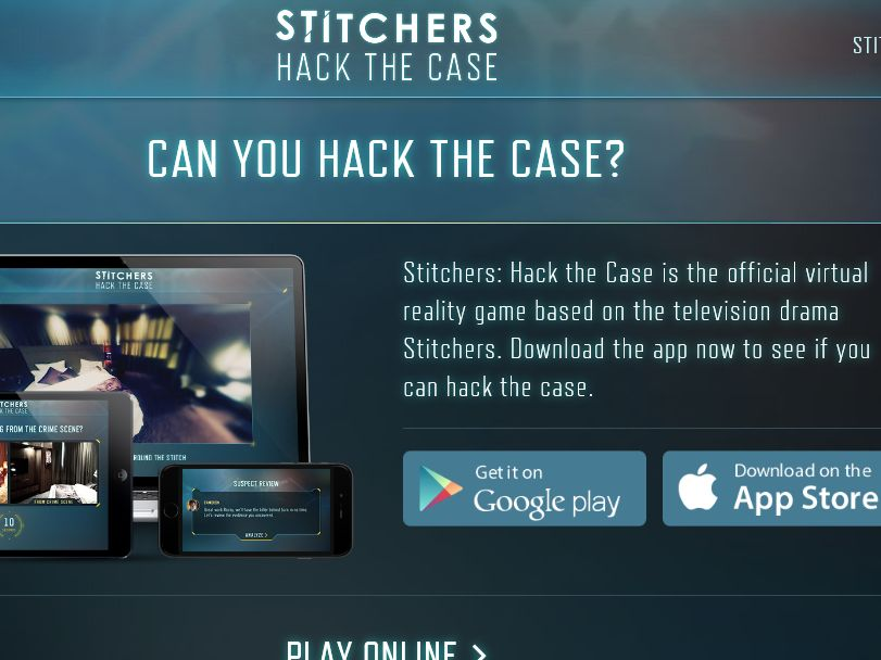 The Stitchers Consumer Sweepstakes
