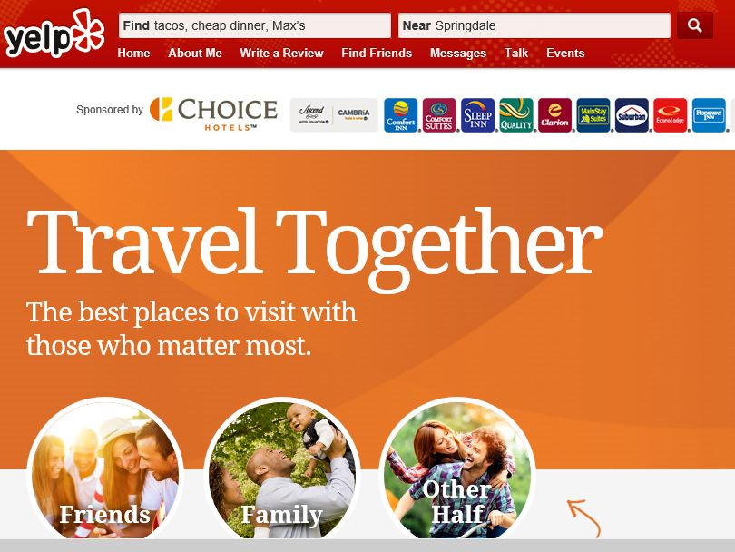 Choice Hotels Travel Together Sweepstakes