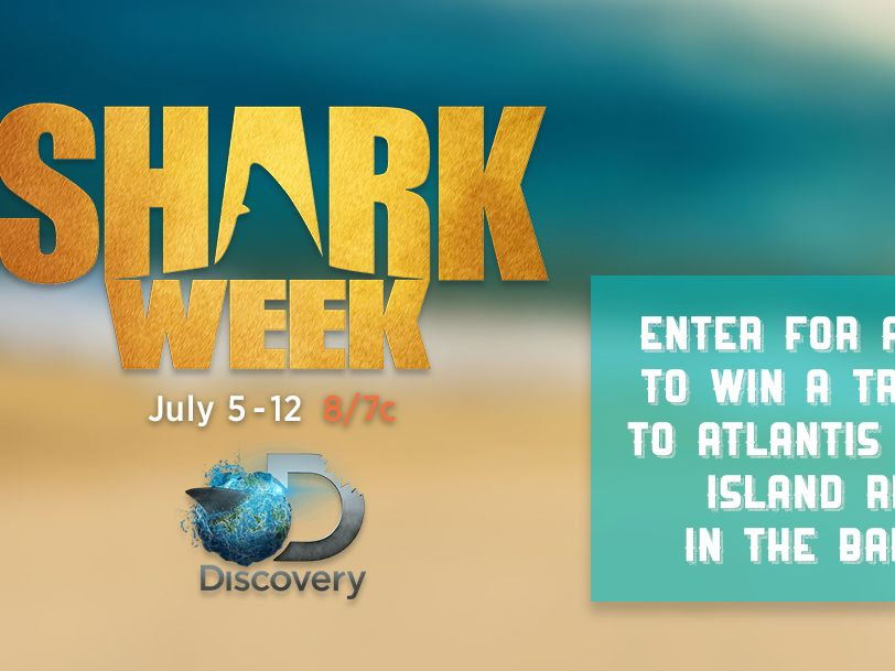 The Discovery Channel SharkWeek Sweepstakes