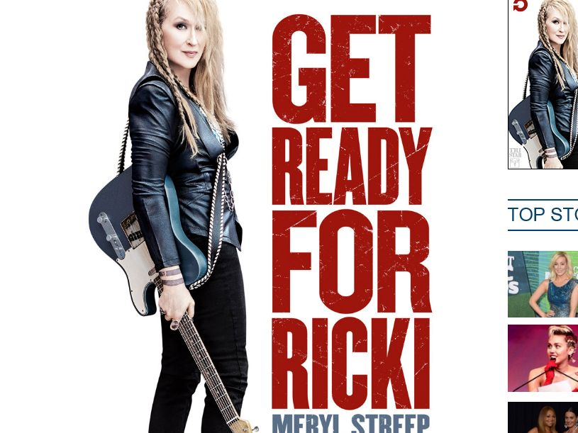 Ryan Seacrest's Ricki and the Flash Concert Tickets for a Decade Sweepstakes