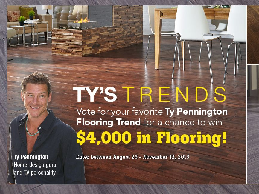 Ty's Trends Sweepstakes