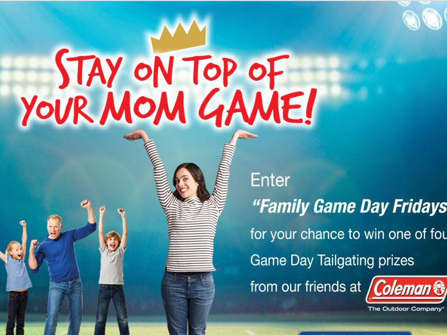 """The Land O'Frost, Inc. """"Family Game Day Fridays"""" Sweepstakes"""