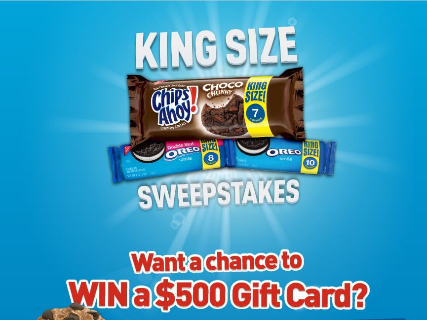 King Size Sweepstakes