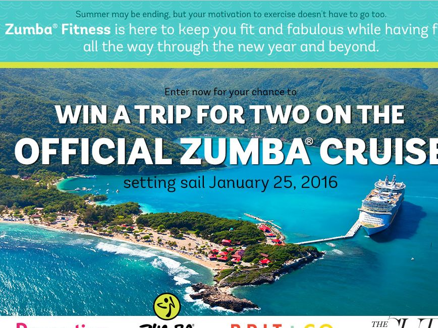 "The Prevention ""Zumba Cruise"" Sweepstakes"