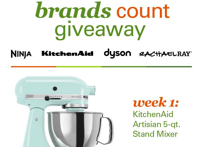 ShopKo Brands Count Giveaway Sweepstakes