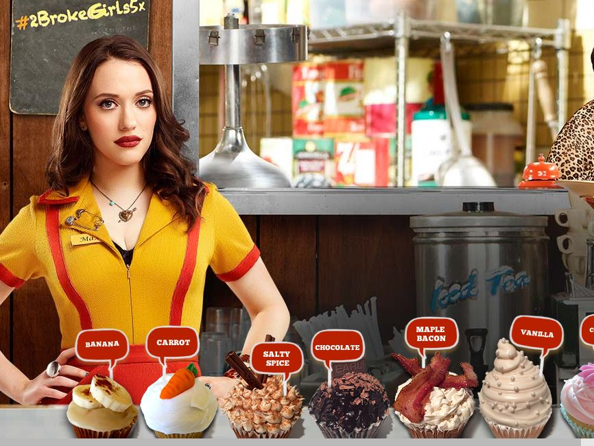 The 2 Broke Girls Ca$h Sta$h Sweepstakes
