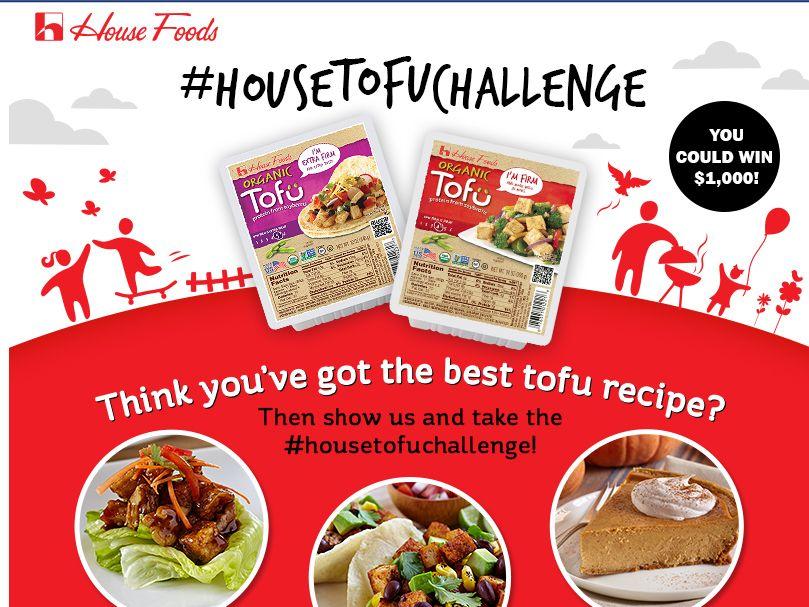 House foods tofu challenge recipe contests forumfinder Gallery