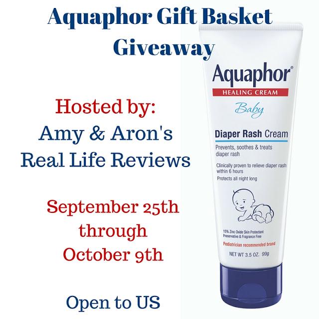 Aquaphor Gift Basket Giveaway