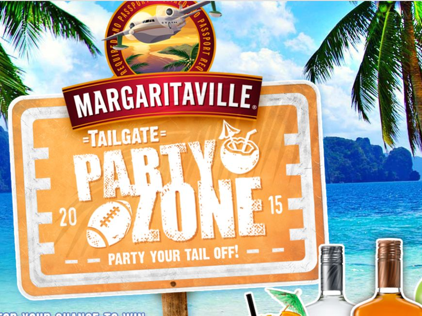 "The Margaritaville Spirits ""Party Your Tail Off"" Sweepstakes"