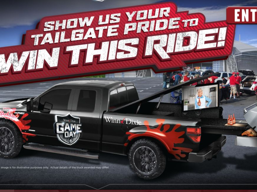 "The Frank's RedHot ""Show Your Tailgate Pride To Win The Ride""Photo Contest – Select States"