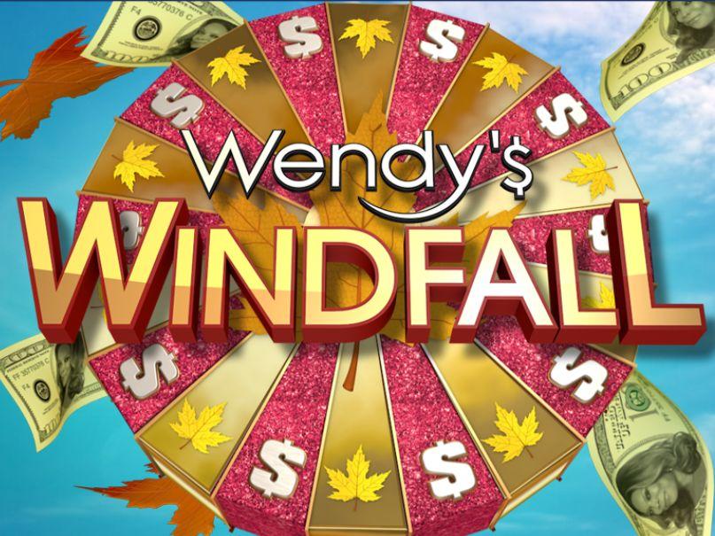 Wendy's Windfall Sweepstakes