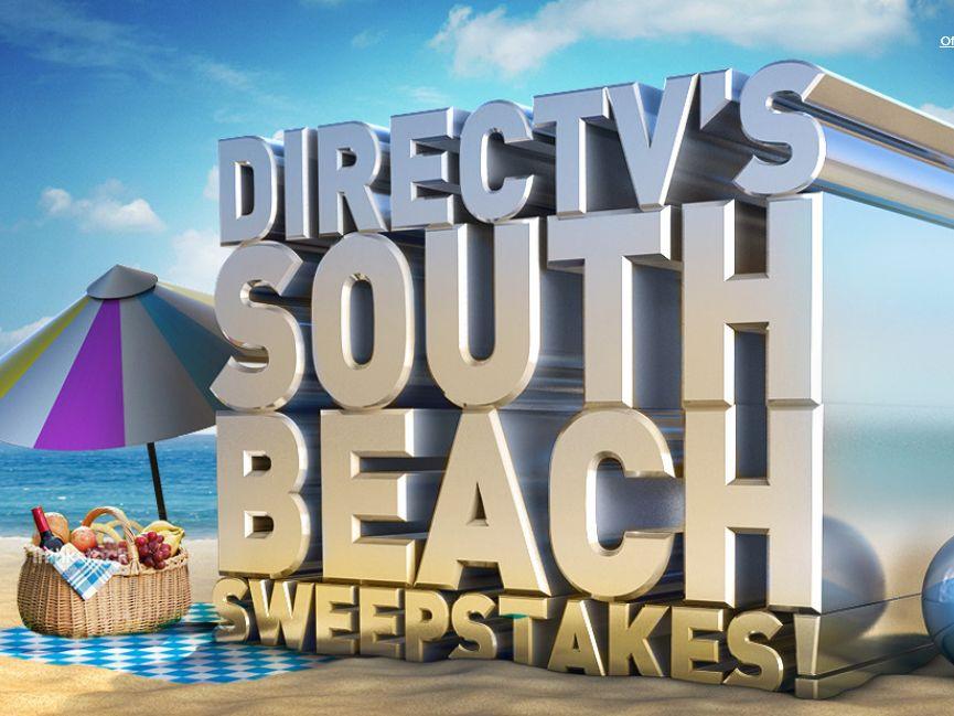 DIRECTV's Food Network Sweepstakes