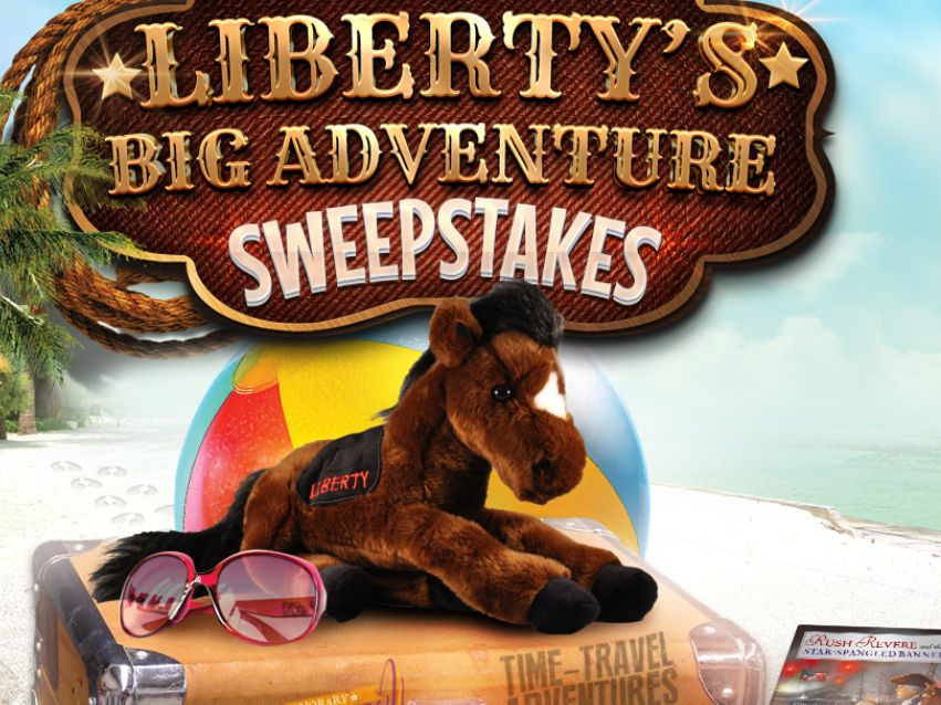 Liberty's Big Adventure Sweepstakes
