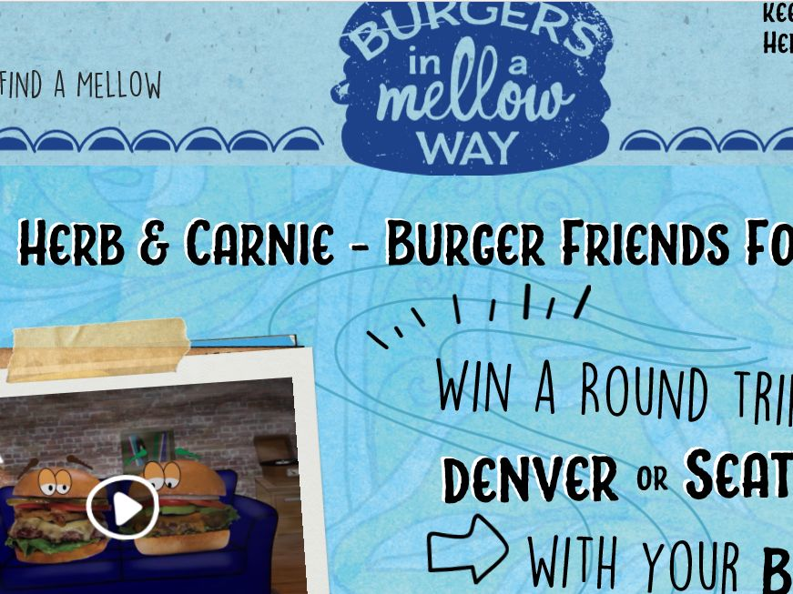 The Mellow Mushroom Burger BFF Sweepstakes