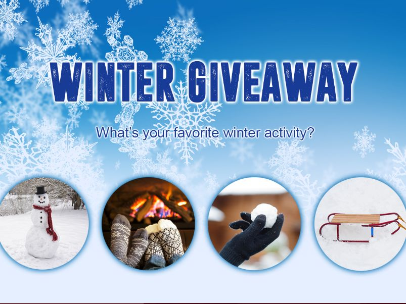 Nonni's Biscotti Winter Giveaway Sweepstakes