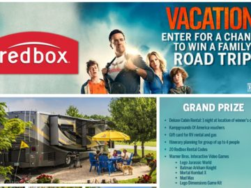The Warner Bros. Vacation Sweepstakes