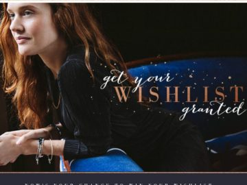 "The Alex and Ani ""Win your Wishlist"" Sweepstakes"