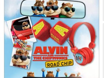 "The AMC ""ALVIN & THE CHIPMUNKS"" Giveaway Sweepstakes"