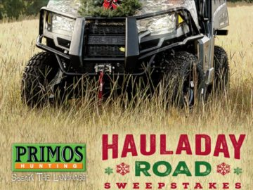 Primos Fall Hunting Sweepstakes
