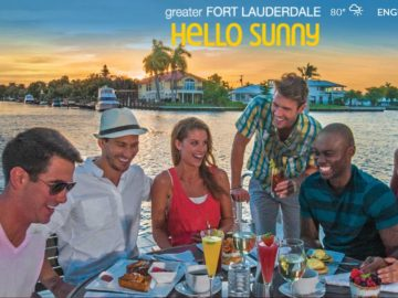 Greater Fort Lauderdale's Culinary Winter Escape Sweepstakes
