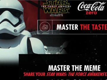 Coca-Cola Zero Master The Taste Sweepstakes