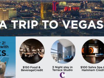 Frontier Las Vegas Trip Sweepstakes