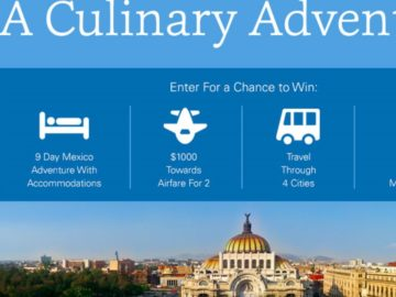 """The Women's Health """"Real Food Adventure"""" Sweepstakes"""