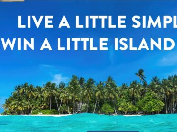The Vita Coco Simple Island Sweepstakes