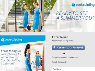 ZELTIQ 2016 CoolSculpting Sweepstakes