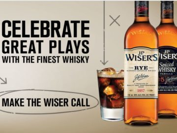 The Wiser's T2 Man Cave Sweepstakes