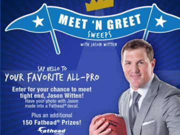 """The Land O'Frost """"Meet 'n Greet Sweeps"""" Sweepstakes"""