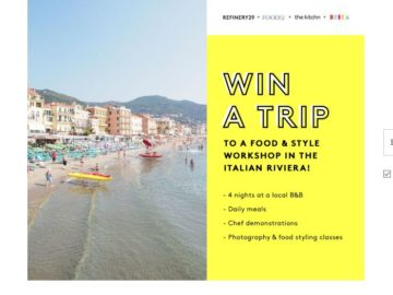 BRIKA + FOOD52 + THE KITCHN + REFINERY29 Sweepstakes