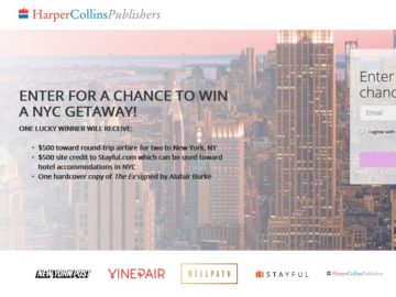 HarperCollins Publishers The Ex Sweepstakes