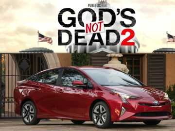 The God's Not Dead 2 The Movie Sweepstakes
