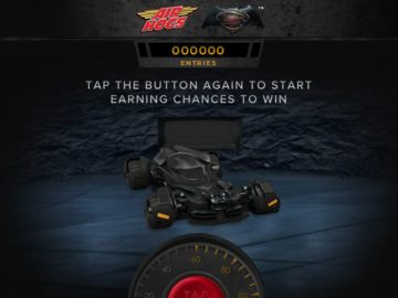 The AirHogs Ultimate Batman Experience Sweepstakes
