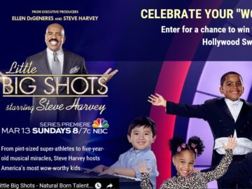 NBC Little Big Shots Hollywood Sweepstakes