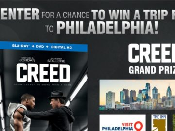 The Creed Sweepstakes