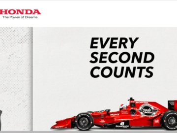The Honda 2016 Fastest Seat in Sports Sweepstakes