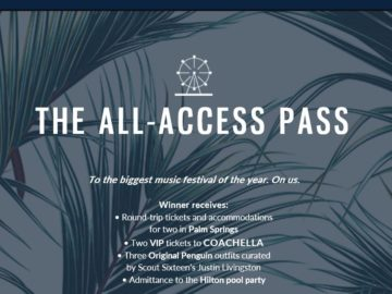 "The  UrbanDaddy ""All-Access Pass"" Sweepstakes"