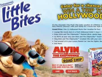 """The Little Bites """"Road Chip"""" Sweepstakes"""
