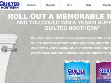 The Quilted Northern Ratings and Review Sweepstakes