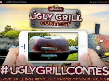 Johnsonville Ugly Grill Contest