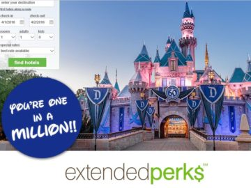 Extended Stay America Extended Perks Sweepstakes