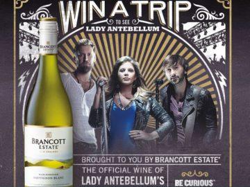 The Brancott Estate Lady Antebellum Concert Sweepstakes