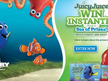 The Juicy Juice Instant Win Game