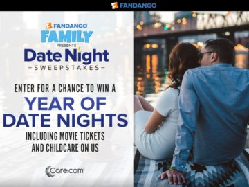 Fandango's Date Night Sweepstakes