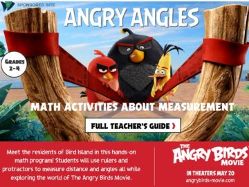 Scholastic's Angry Birds Parent Sweepstakes