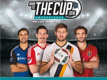 Makita U.S.A., Inc. Road to MLS Cup 2016 Sweepstakes